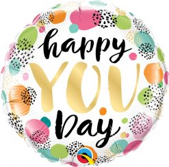 18″ / 46cm Happy You Day Qualatex #88073