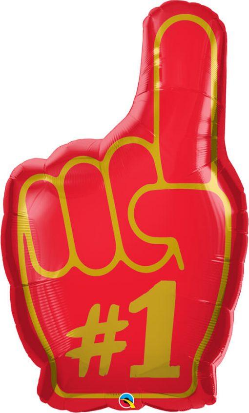 37″ / 94cm #1 Finger Qualatex #98523