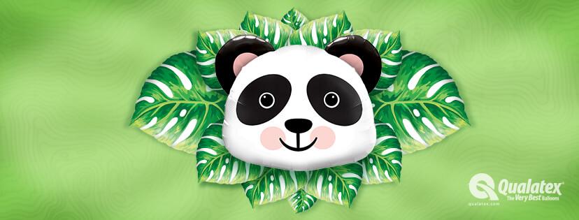 Balonowa Panda i przyjaciele