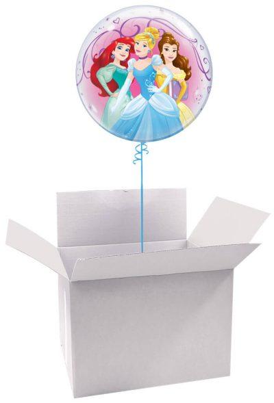 """22"""" / 56cm Poczta Balonowa Classic Disney z Balonem Bubbles #Bubbles Classic Disney"""