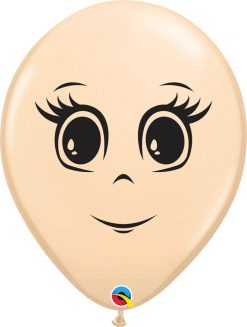 16″ / 41cm Feminine Face Blush Qualatex #49977-1