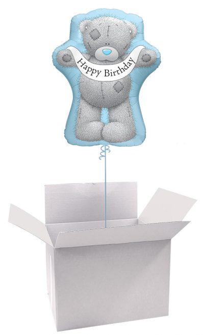 """36"""" / 91cm Poczta Balonowa Classic Tatty Teddy z Dużym Balonem Foliowym #Foliowy Tatty Teddy Duży"""