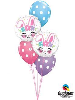 Bukiet 886 Just Hoppin' Happy! Qualatex #98337-2 14248-3