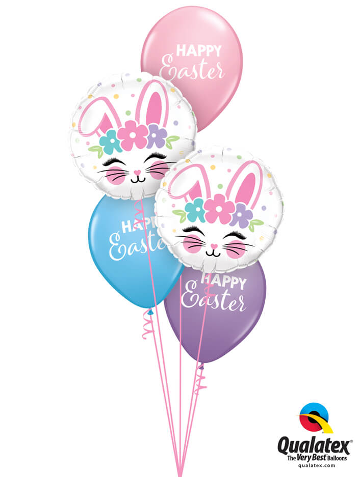 Bukiet 887 Everybunny Loves Easter! Qualatex #98337-2 11246-3