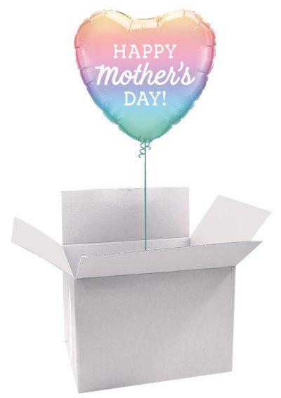18″ / 46cm Poczta Balonowa Na Dzień Mamy Classic z Balonem Foliowym#Foliowy Classic Dzień Mamy