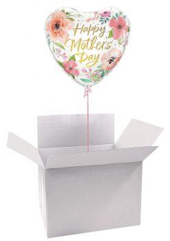 18″ / 46cm Poczta Balonowa Na Dzień Mamy Classic z Balonem Foliowym