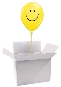 """11"""" / 28cm Poczta Balonowa Classic Uśmiech z Balonem Lateksowym"""