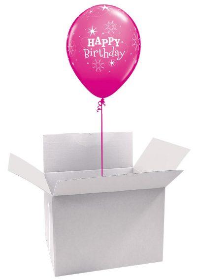 """11"""" / 28cm Poczta Balonowa Classic Urodzinowa z Balonem Lateksowym #Lateksowa Classic Standard"""