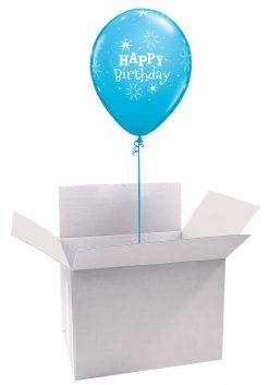 """11"""" / 28cm Poczta Balonowa Classic Urodzinowa z Balonem Lateksowym"""