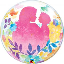 22″ / 56cm Mother's Day Silhouette Qualatex #55581