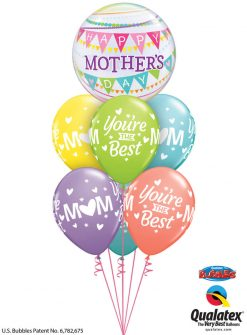 Bukiet 948 Banner Mother's Day Qualatex #55799 24366-6