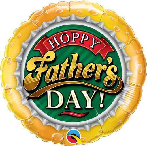 """18"""" / 46cm Hoppy Father's Day! Qualatex #82297"""