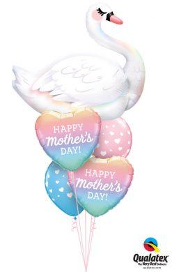 Bukiet 923 Most Beautiful Mom Qualatex #87971 98412-2 11644-2