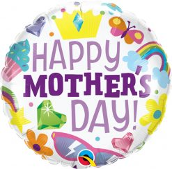 """18"""" / 46cm Everything Mother's Day Qualatex #98425"""