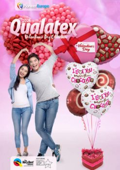 Katalog 2021 Valentine's & Early Spring Collection Qualatex