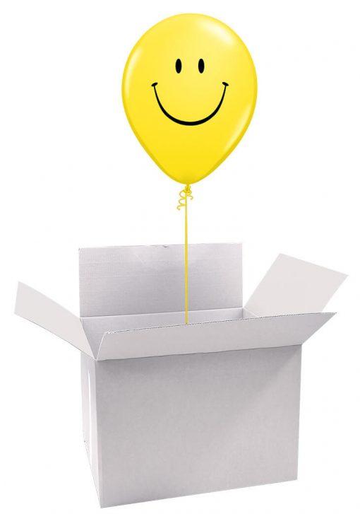 """16"""" / 41cm Poczta Balonowa Classic Uśmiech z Balonem Lateksowym"""