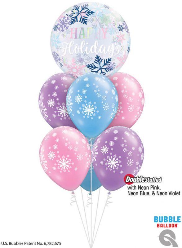Bukiet 1097 Winter Cheer Qualatex #14834 79210-6 74589-6