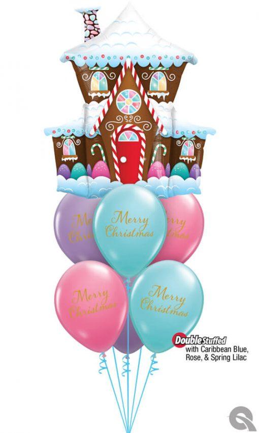 Bukiet 1100 Wishing You a Season of Magic and Joy Qualatex #14945 97322-6 43791-2 50322-2 43754-2