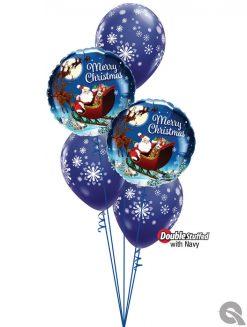 Bukiet 1090 Holiday Magic Qualatex #15040-2 79210-3 57127-3