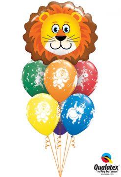 Bukiet 1060 Zoo Party Qualatex #16154 18459-6