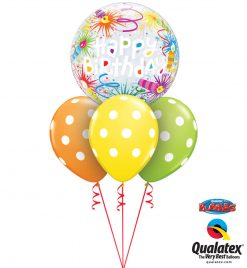Bukiet 1073 Blow Out The Candles Qualatex #16658 18650-3