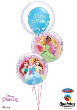 Bukiet 1080 Ultimate Disney Princess Birthday Bouquet Qualatex #29505 46725 89447