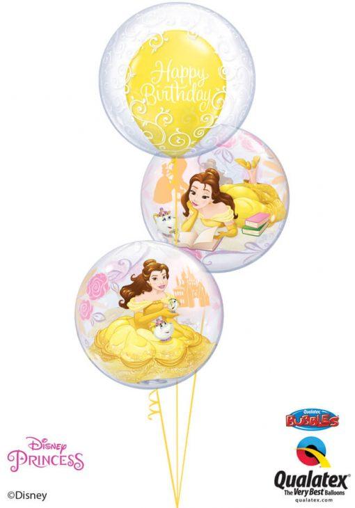 Bukiet 1079 Belle Birthday Bubble Bouquet Qualatex #13693 46727-2 89447
