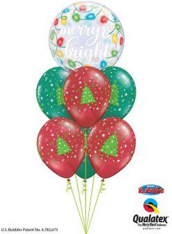Bukiet 1096 Merry Gift Giving Qualatex #89736