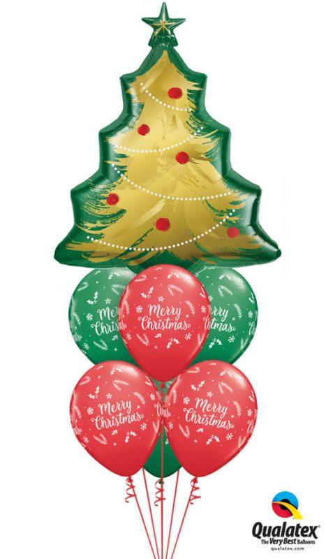 Bukiet 1101 Trim up the Tree! Qualatex#89972 97348-6