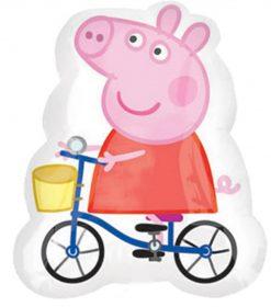 """23"""" / 58cm x 19"""" / 48cm Peppa Pig Vendor Anagram #200032"""