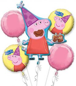 Bukiet 1162 Peppa's Birthday Anagram #31300