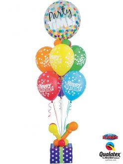 Bukiet 1143 Party Time! Qualatex #23636 52975-6